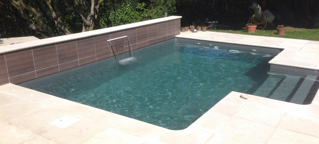 Tarif piscine semi enterre free exemple devis piscine for Piscine enterree prix