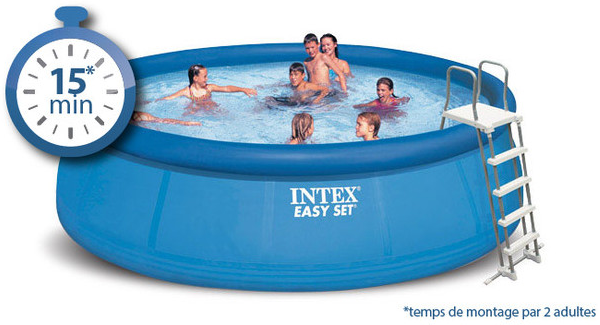 avantage piscine auto portante