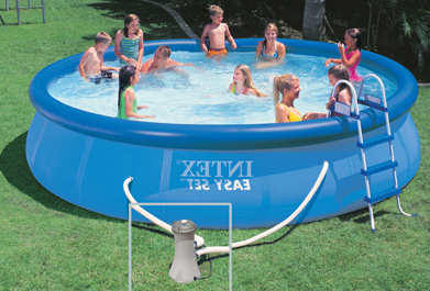 Les d savantages d 39 une piscine auto portante for Piscine portante