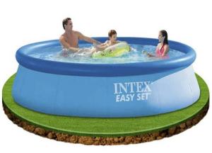 seconde piscine auto-portante