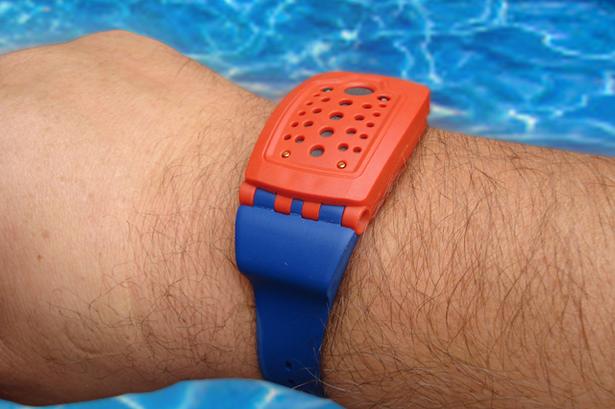alarme bracelet