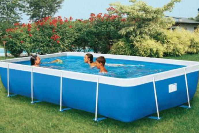 piscine auto portee