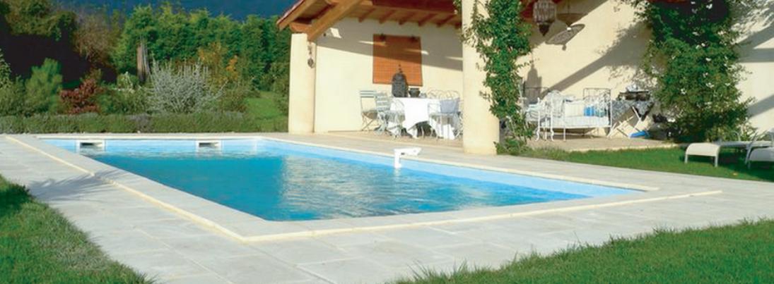 piscine de béton