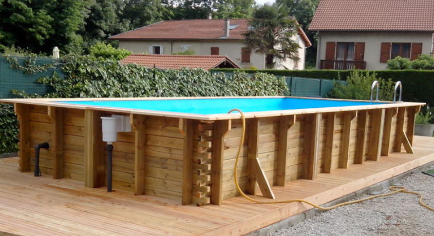 Piscine semie enterree en bois 28 images piscine semi for Piscine semi enterree