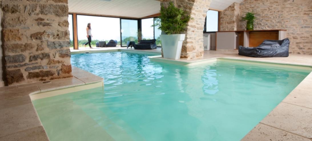 D couvrez en photo les piscines desjoyaux for Piscine hyper u