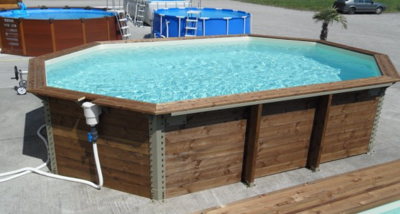 Les Differents Types De Piscine Hors Sol En Bois