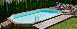 piscine en tek
