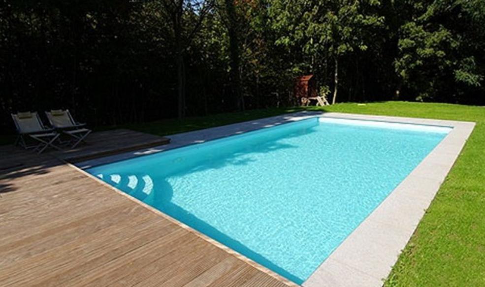 piscine tubulaire en bois