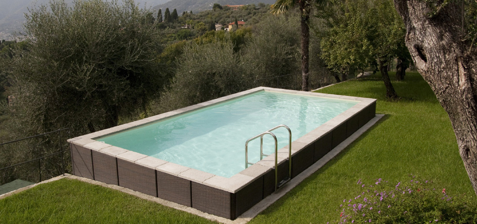quels sont les diff rents types de piscine. Black Bedroom Furniture Sets. Home Design Ideas