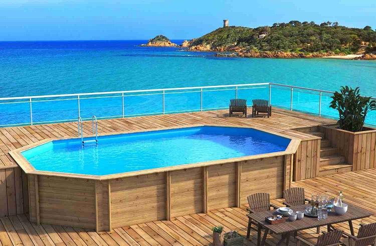 piscine semi enterrée ou piscine tubulaire